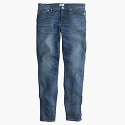 Tall toothpick jean in Harborside wash