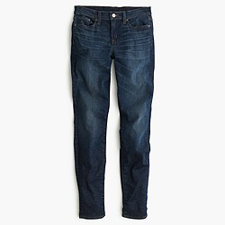 Toothpick jean in Seajay wash
