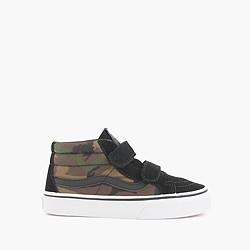 Boys' Vans® Sk8-Mid Reissue Velcro® sneakers