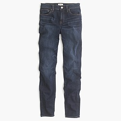 Lookout high-rise jean in Sanford wash