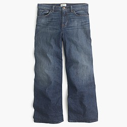 Rayner wide-leg jean in Keller wash