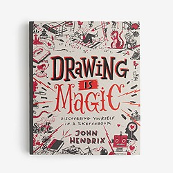 Kids' Drawing is Magic book