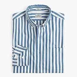 Slim Secret Wash shirt in Brunswick stripe