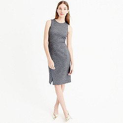 Tall herringbone sheath dress