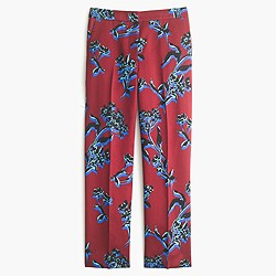 Collection patio pant in vibrant wildflower