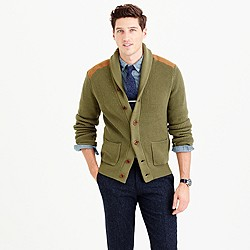 Woodsman cardigan sweater