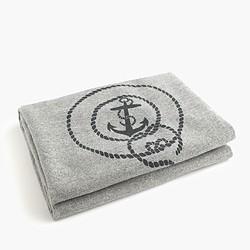 Faribault™ Woolen Mill Co. for J.Crew anchor blanket