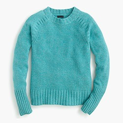 Collection cashmere saddle sweater