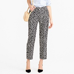 Collection patio pant in dalmatian print