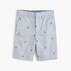 Boys' Stanton critter short in pelican
