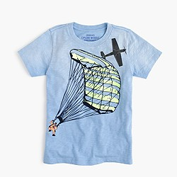 Boys' parachute T-shirt