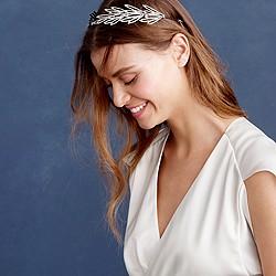 Jennifer Behr Alisha tiara
