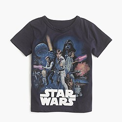 Kids' Star Wars™ for crewcuts glow-in-the-dark T-shirt