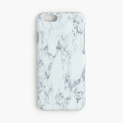 Marble print case for iPhone® 6/6s