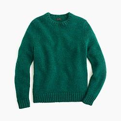 Italian wool crewneck sweater