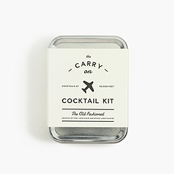 W&P Design™ old-fashioned carry-on cocktail kit