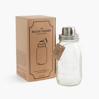 W&P Design™ Mason jar cocktail shaker