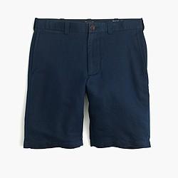 """10.5"""" Stanton short in Irish linen"""