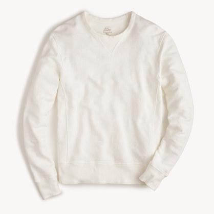 Tall garment-dyed sweatshirt