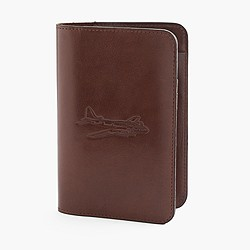 Passport case with card slots