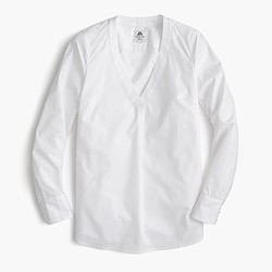 Thomas Mason® V-neck shirt