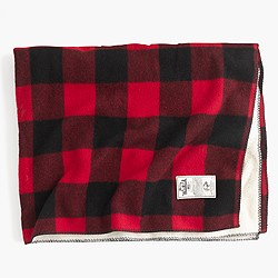 Woolrich John Rich & Bros.® sherpa rough rider blanket