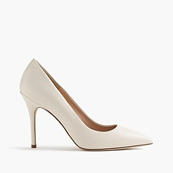 Roxie smooth leather pumps