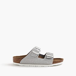 Girls' Birkenstock® Arizona glitter sandals