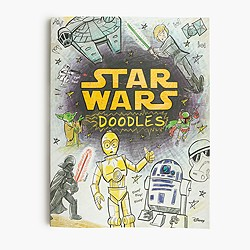 Kids' Star Wars™ doodles book