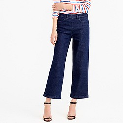 Tall side-zip Rayner jean in Norwood wash