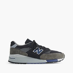 Men's New Balance® for J.Crew 998 nighthawk sneakers