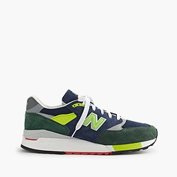 Limited-edition New Balance® for J.Crew 998 royalty sneakers