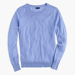 Collection featherweight cashmere boyfriend crewneck sweater