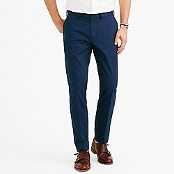 Bowery slim pant in Italian chino