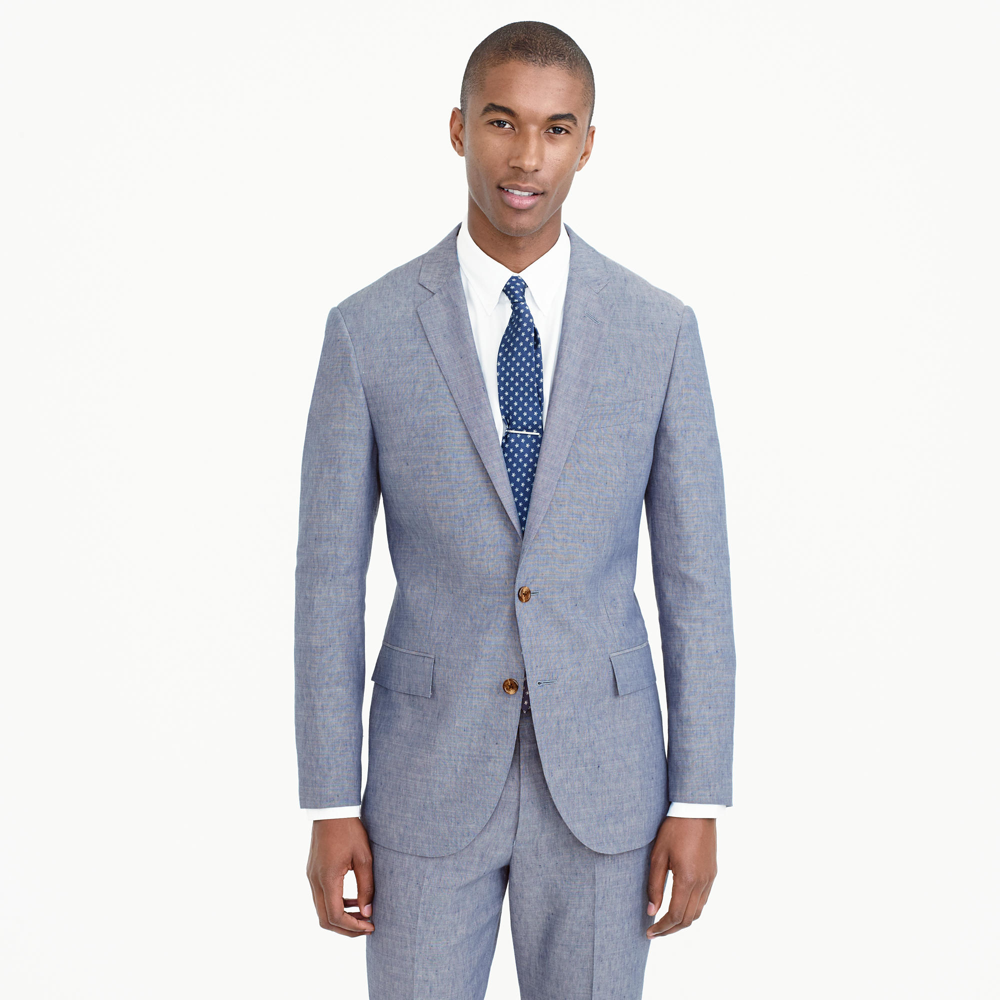 Ludlow suit jacket in Italian wool-linen : Men suits & tuxedos | J ...