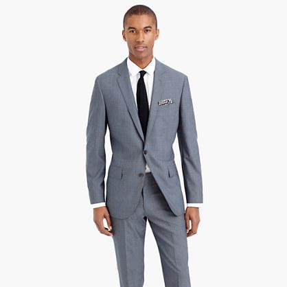 Ludlow suit jacket in American wool