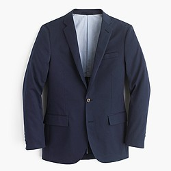Pre-order Ludlow suit jacket in Italian stretch chino
