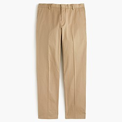 Crosby suit pant in Italian chino