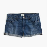 Denim short in Merrill wash