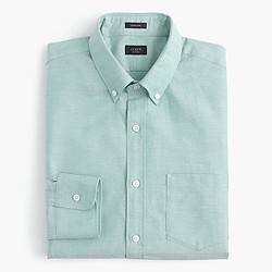 Ludlow cotton oxford shirt