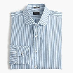 Ludlow shirt in blue stripe