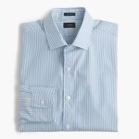 Ludlow shirt in blue stripe