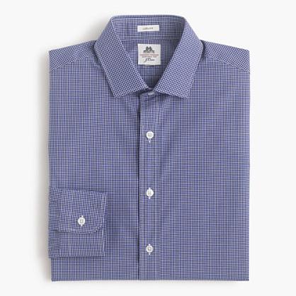 Thomas Mason® for J.Crew Ludlow shirt in check