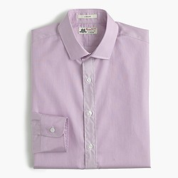Thomas Mason® for J.Crew Ludlow shirt in microstripe