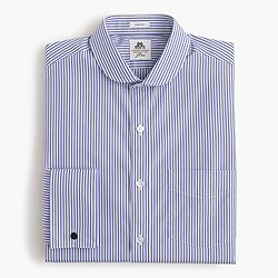 Thomas Mason® for J.Crew cutaway-collar Ludlow shirt in bengal stripe