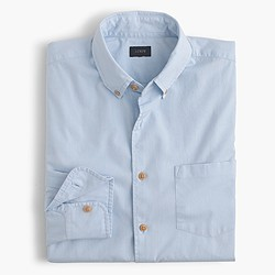 Slim lightweight cotton shirt