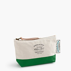 Superior Labor™ green colorblocked pouch