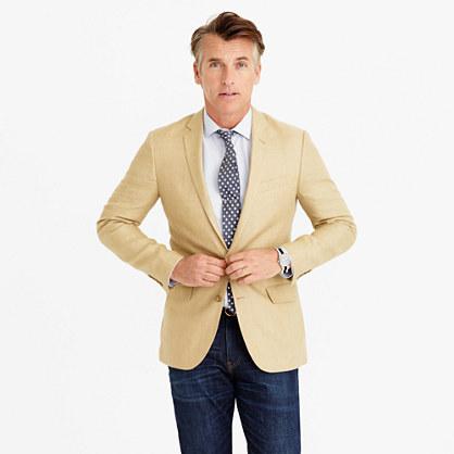 Ludlow blazer in Italian linen