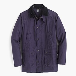 Barbour® washed Bedale jacket