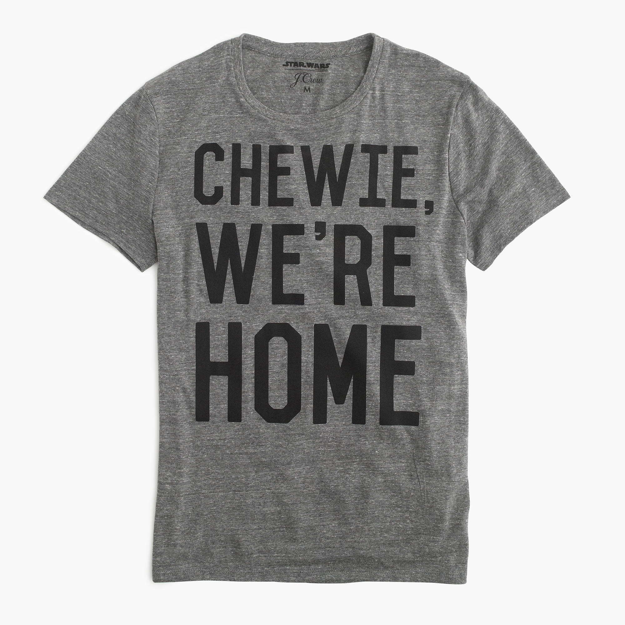 Chewie We're Home Tee